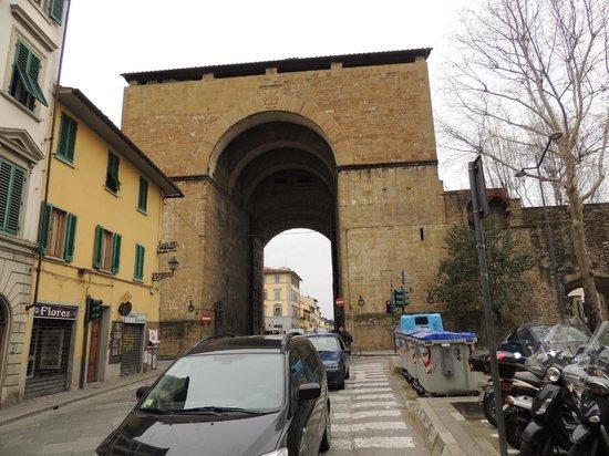 Porta Fotograf A De Porta Romana Florencia Tripadvisor