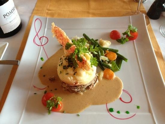 Le Sweet Restaurant: the confit was delicious