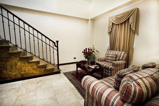 Hotel DeVille: Duplex Suite