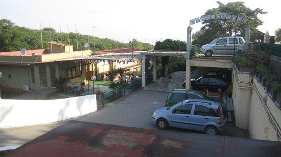 Hotel Cavour: Exterior