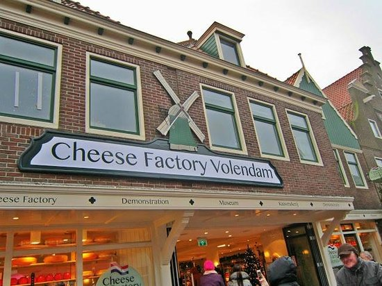‪Cheese Factory Volendam‬