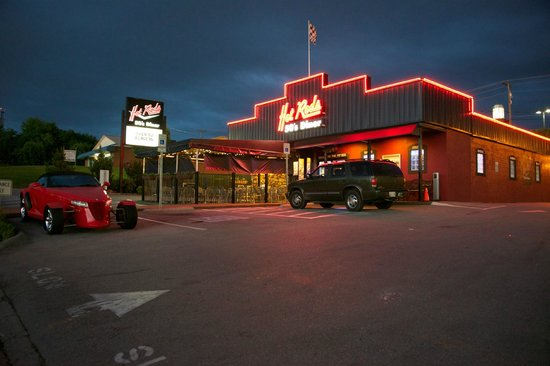 Gas Prices In Tennessee >> Hot Rods Diner - Picture of Hot Rods 50's Diner, Alcoa ...