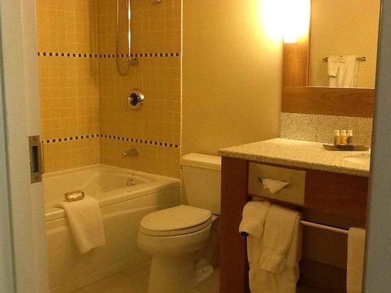 Cedarbrook Lodge: Cedarbrook bathroom