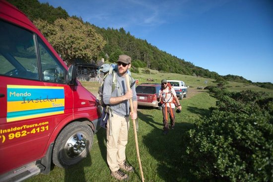 Mendo Insider Tours-Day Tours : The end of the trail