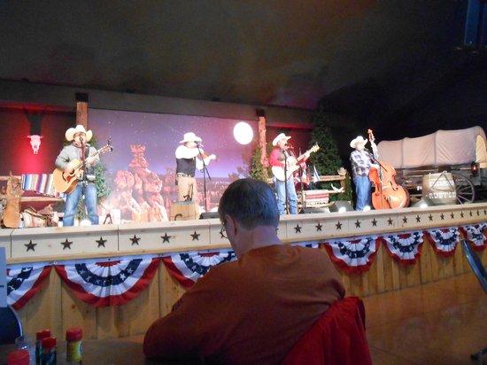 Ebenezer's Barn & Grill : Some GREAT Cowboy Music