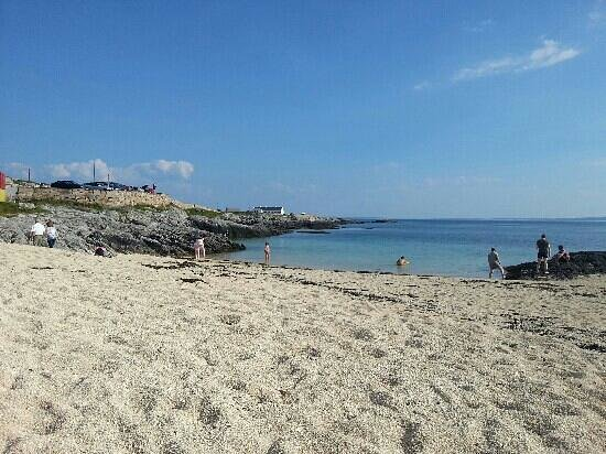 Coral beach, Carraroe, Connemara