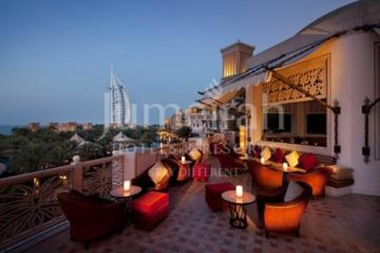 Koubba rooftop bar offers elevated style in an arabesque for 180 degrees salon dubai