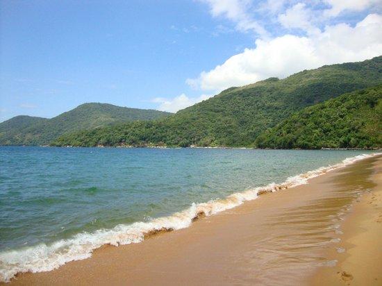 Saco do Ceu Beach : Camino a Saco du Ceu
