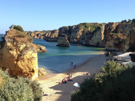Carvi Beach Hotel Lagos Algarve Portugal