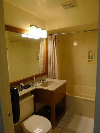 Greenbrier Hotel: Bathroom