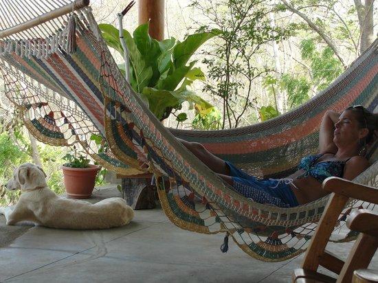 Rancho Cecilia Nicaragua: Hammock Patrol