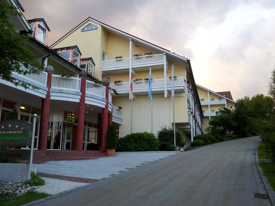 Hotel St. Wolfgang: Esterno