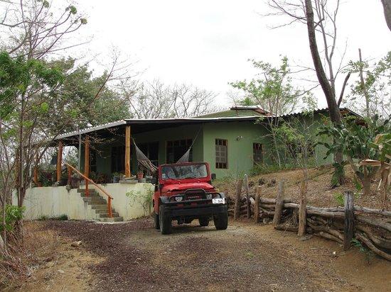 Rancho Cecilia Nicaragua: Surf Lodge