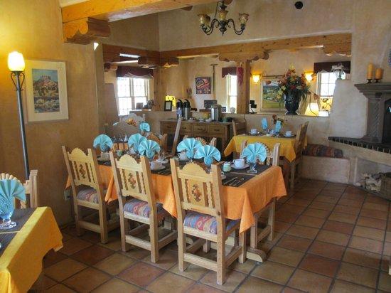 El Farolito B&B Inn: ElFarolito Dining Room
