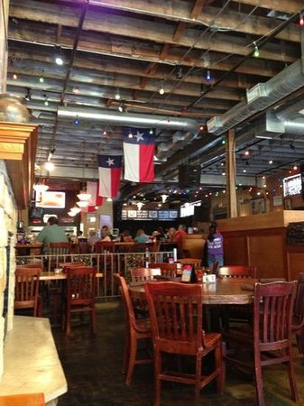 Tolbert's: Tolberts in downtown grapevine