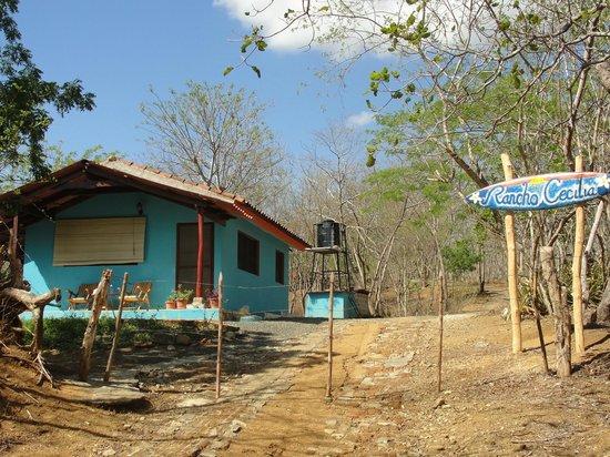 Rancho Cecilia Nicaragua : Casita, Rancho Cecilia