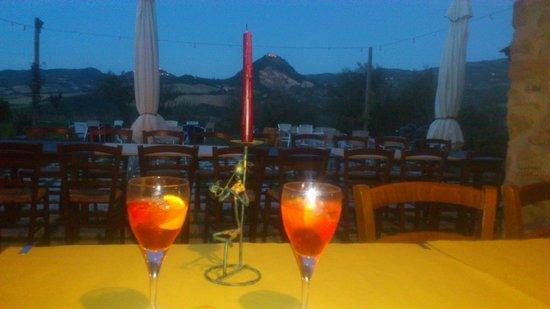 Fuori Squadro : aperitivo al tramonto