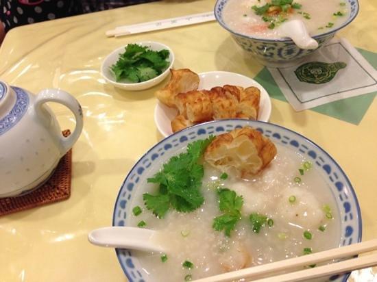 Rokuhokyo: お粥が美味しい!