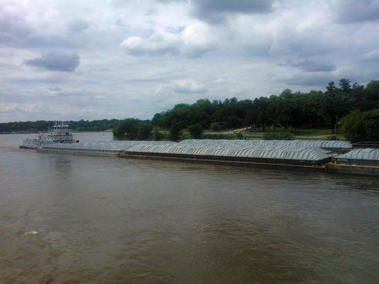 Celebration River Cruises: Barge