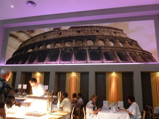 Hotel Riu Palace Bavaro Italian Restaurant