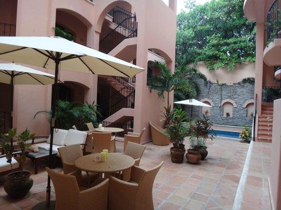 Acanto Hotel & Condominiums : área de descanso