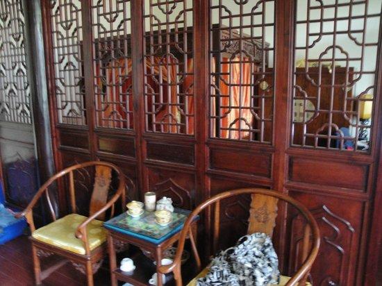 Beijing Sihe Courtyard Hotel: Room