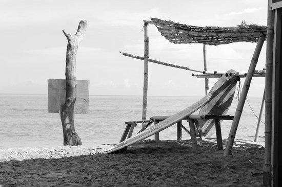 Senggigi Beach: romantisch plekje