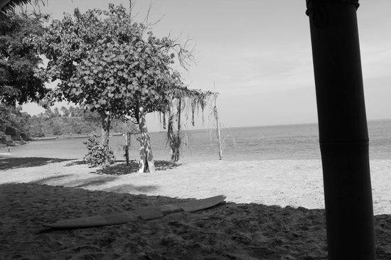 Senggigi Beach: mooi strand en rif