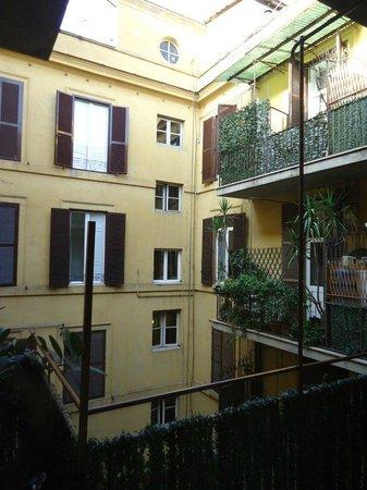 Residence Europa: Vista Interna