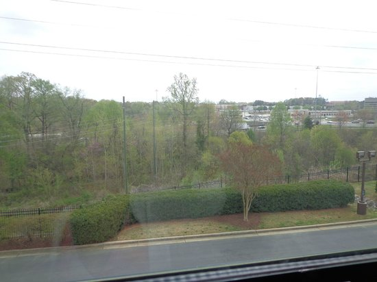 Extended Stay America - Charlotte - Tyvola Rd. - Executive Park: View from the bedroom