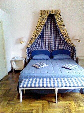 Palazzo Ruspoli: Our room