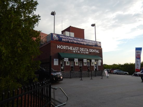‪Northeast Delta Dental Stadium‬