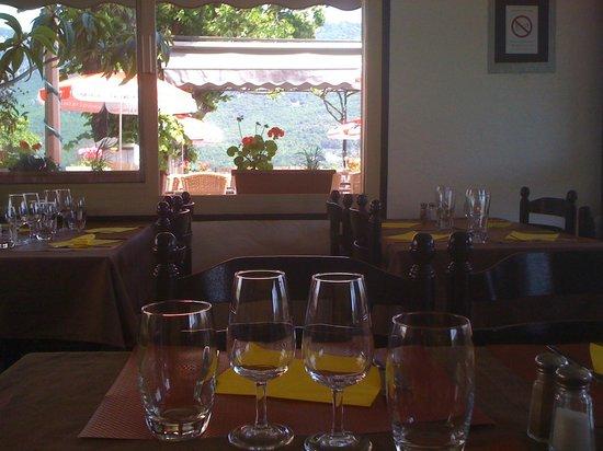 L Amiral Bar Sur Loup Restaurant
