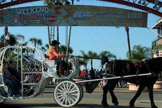 Kemah, Τέξας: Hershey on the Boardwalk