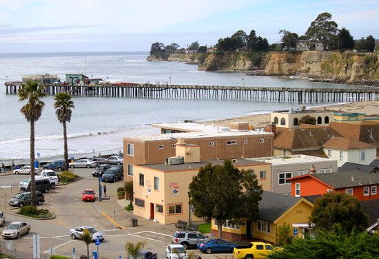 Capitola Food Tour: The view from our walking tour