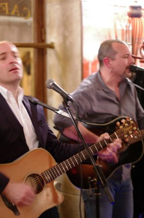 Our entertainment at Le Tabarin
