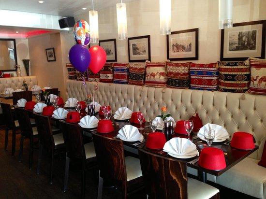 Konak Turkish Restaurant: :)