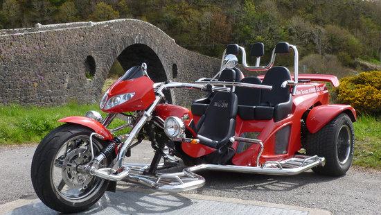Merlin Trike Tours