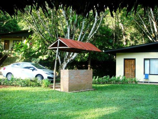 La Purruja Lodge : Bloco parte de baixo