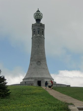 Mount Greylock State Reservation: Monument
