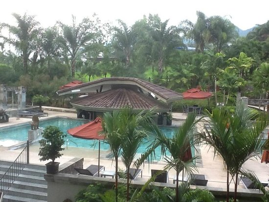 The Royal Corin Thermal Water Spa & Resort: pool