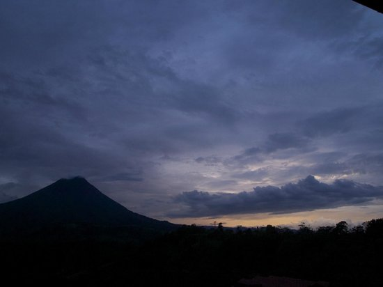 The Springs Resort and Spa: The Arenal Volcano