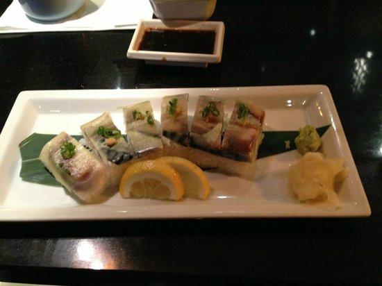 Yakko-San: Mackerel Osaka style