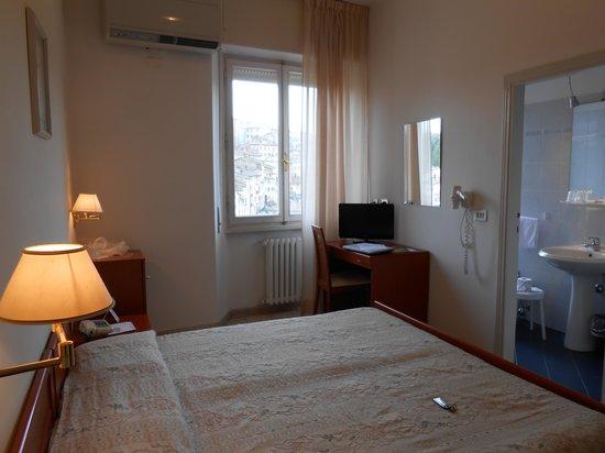 Hotel Minerva: ダブルベッドルームのシングルユース