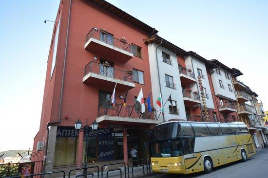 Meridian Hotel Bolyarski: 外観