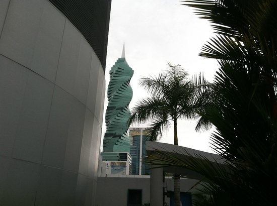 بنما ماريوت هوتل: View from room