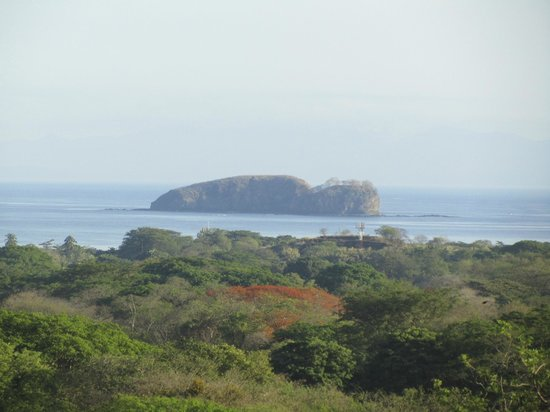 Villa Buena Onda: View from our room
