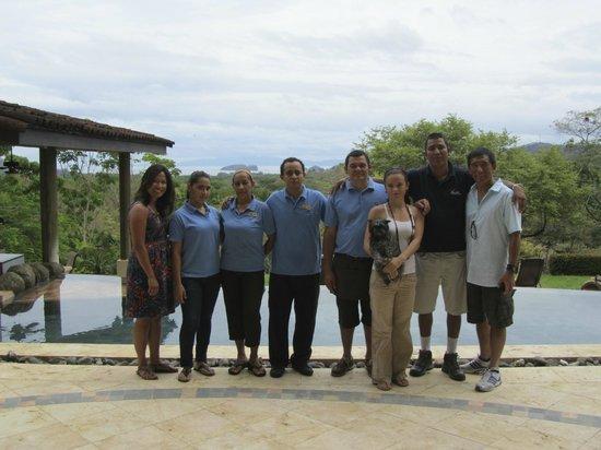 Villa Buena Onda: Some of the GREAT Staffs
