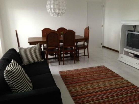 Casa de Ilha: Living Room