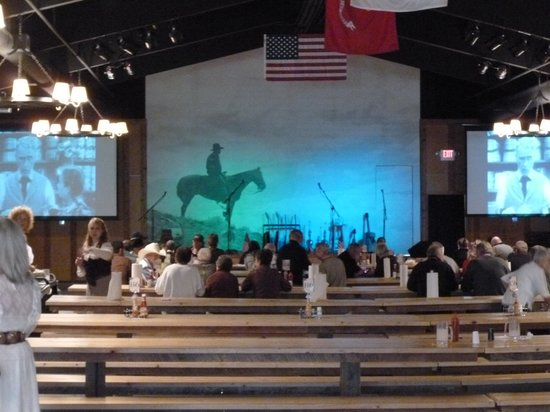 The Cody Cattle Company: Before the show